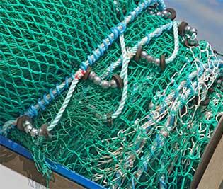 Fish Net Weaving